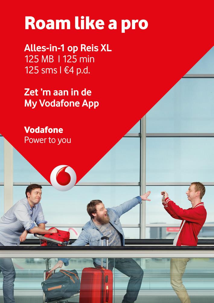 Vodafone Schiphol